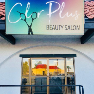 Color Plus Beauty Salon and Cosmetics Store